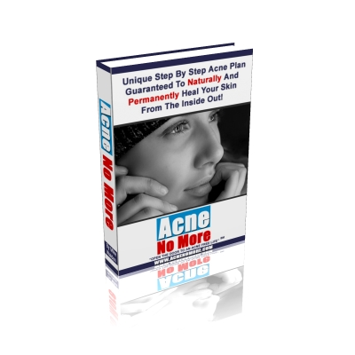 Acne No More Best Treatment For Acne